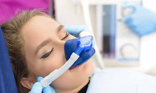 Nitrous Oxide - Laughing Gas - Sedation Dentistry